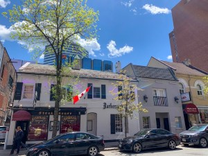 Elm Street, Toronto.