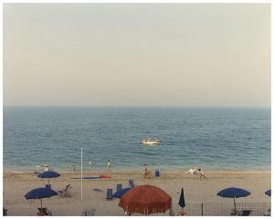 "Luigi Ghirri, ""Riviera Adriatica"", 1984 (fonte: www.matthewmarks.com)"