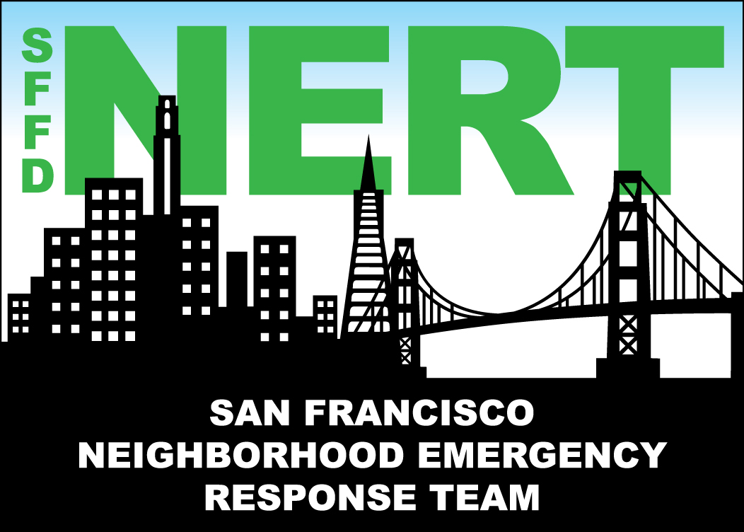 San Francisco Fire Departments NERT program  NICOLA GINZLER
