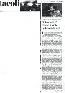 articolo-unione-sarda-luisa-sclocchis-07-07-2014