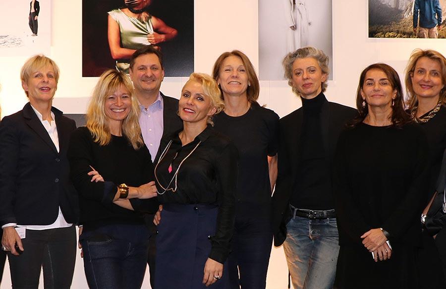Jury 2015, prix Picto de la jeune photographie de Mode