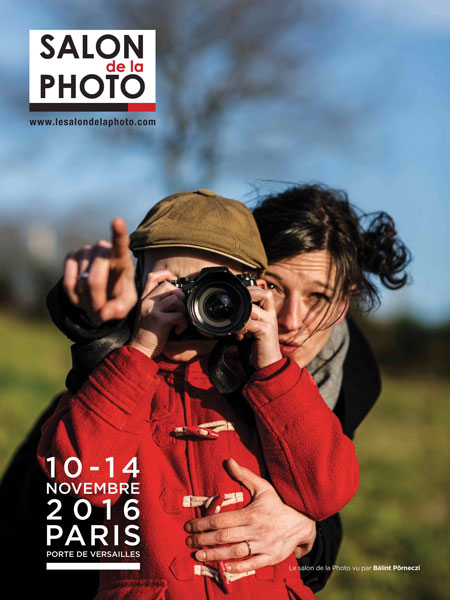 Affiche Salon de la Photo 2016