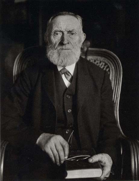 Paysan de Westerwald. 1913