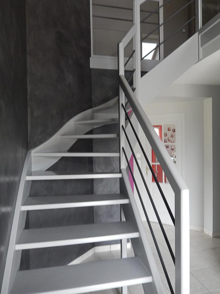 Peinture Cage D Escalier Gallery Of Dco Entre Maison Cage