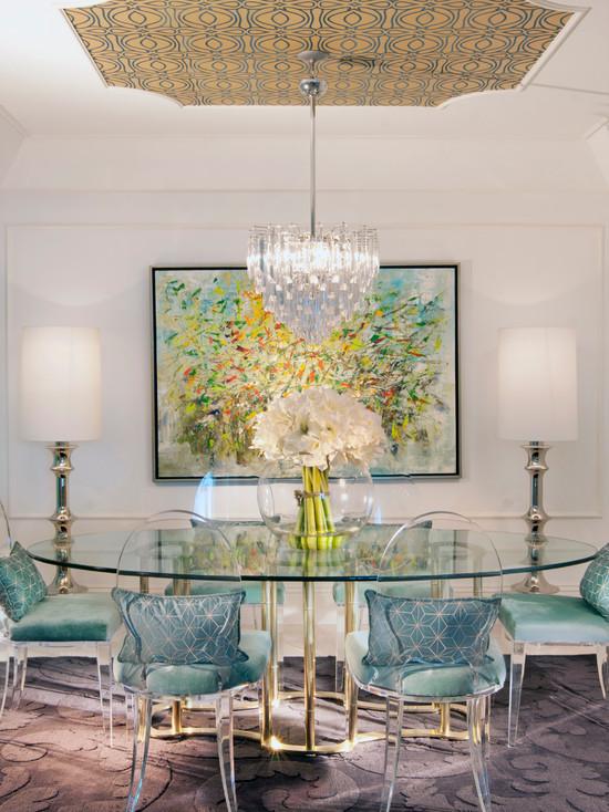 Dkor Interiors Interior Design In Sunny Isles Fl Hollywood Regency (Miami)