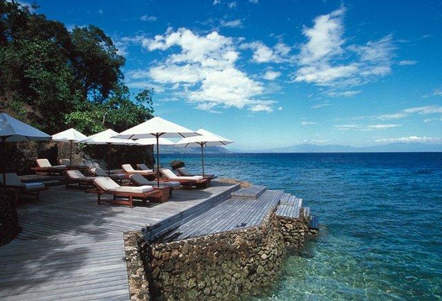 Amanwana Hotel, Moyo Island Indonesia