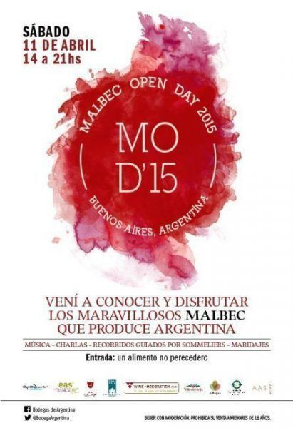 Malbec Open Day 2015