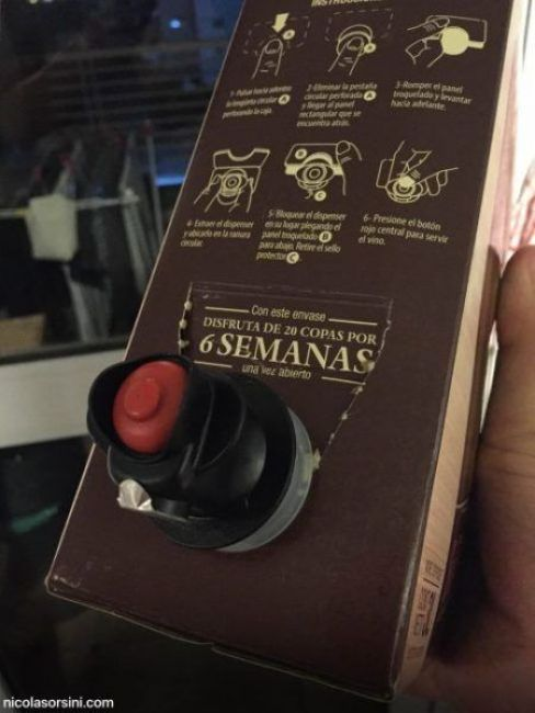 Wine Dispenser