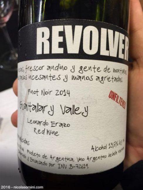 Revolver Pinot Noir