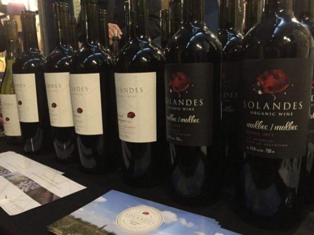 Feria Vinos Orgánicos