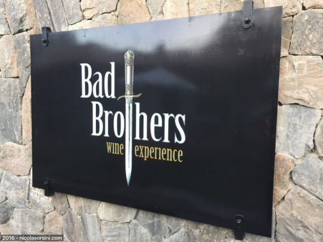 Bad Brothers Wine Experience