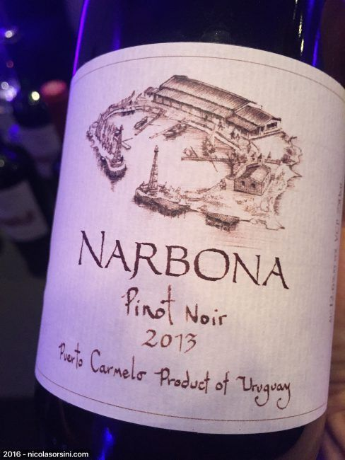 Narbona Pinot Noir