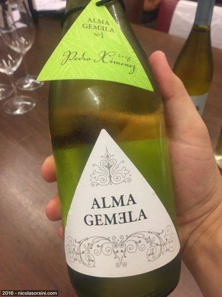 Alma Gemela Pedro Giménez 2015