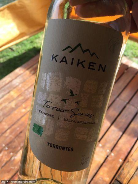 Kaiken Terroir Series Torrontés 2016