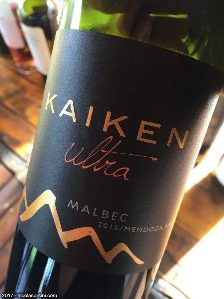 Kaiken Ultra Malbec 2015