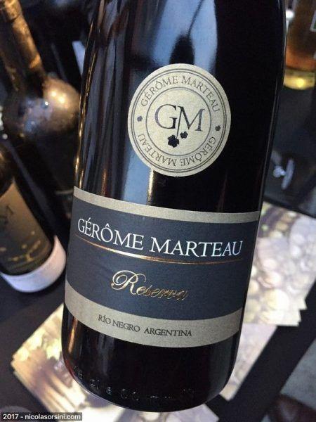 Gerome Marteau Reserva Pinot Noir 2010