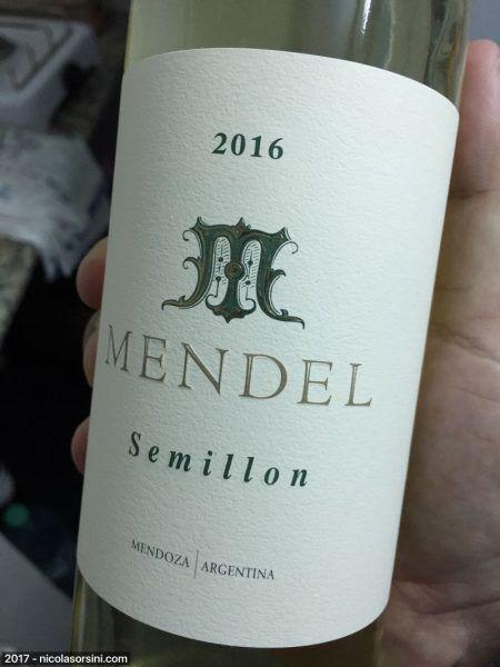 Mendel Semillón 2016