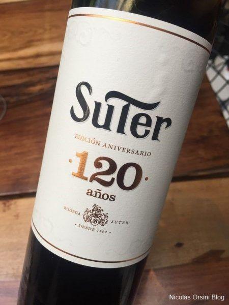 Suter Edición Aniversario 120 años