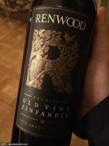 Renwood Old Vine