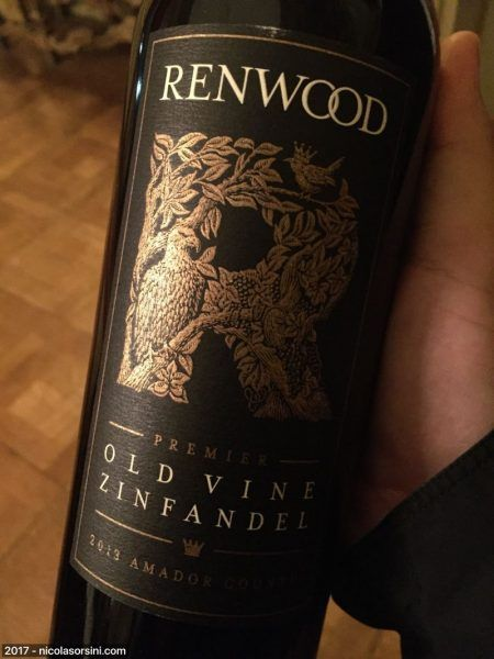 Renwood Old Vine
