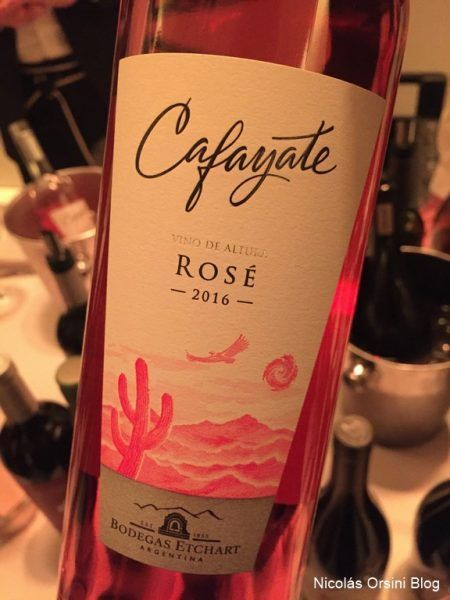 Cafayate Rosé 2016