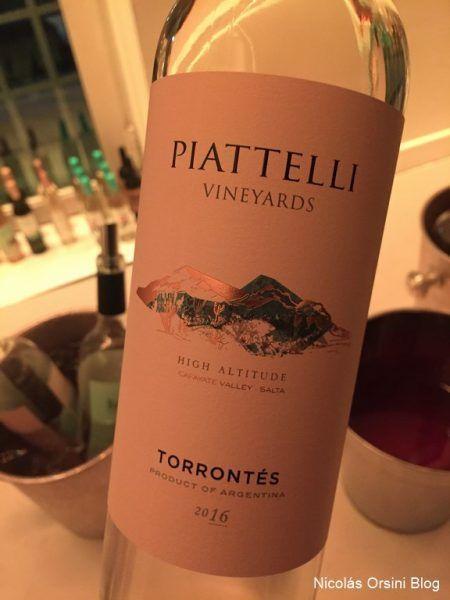 Piatelli Torrontés 2016