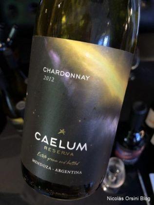 Caelum Reserva Chardonnay 2012