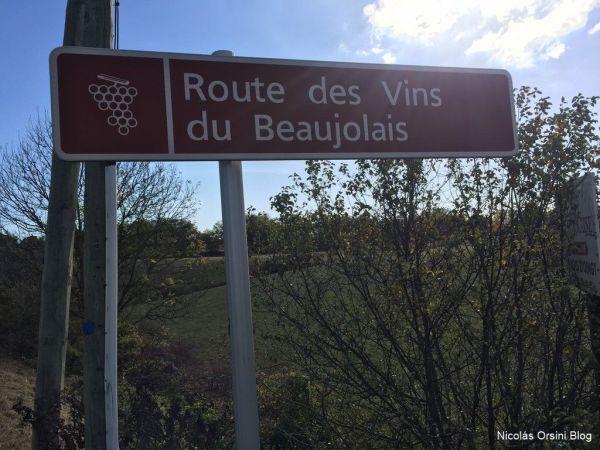 Ruta de Beaujolais