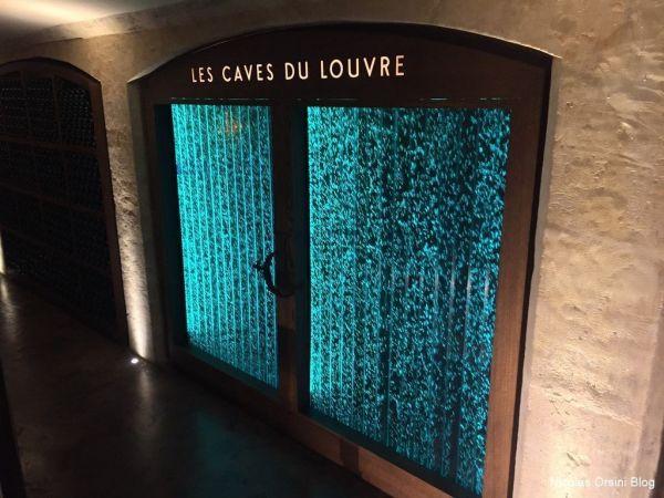 Les Caves du Louvre