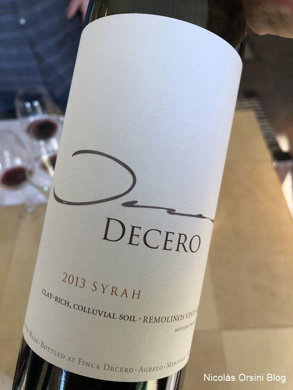 Decero Syrah 2013