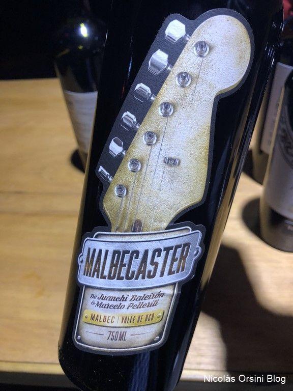 Malbecaster