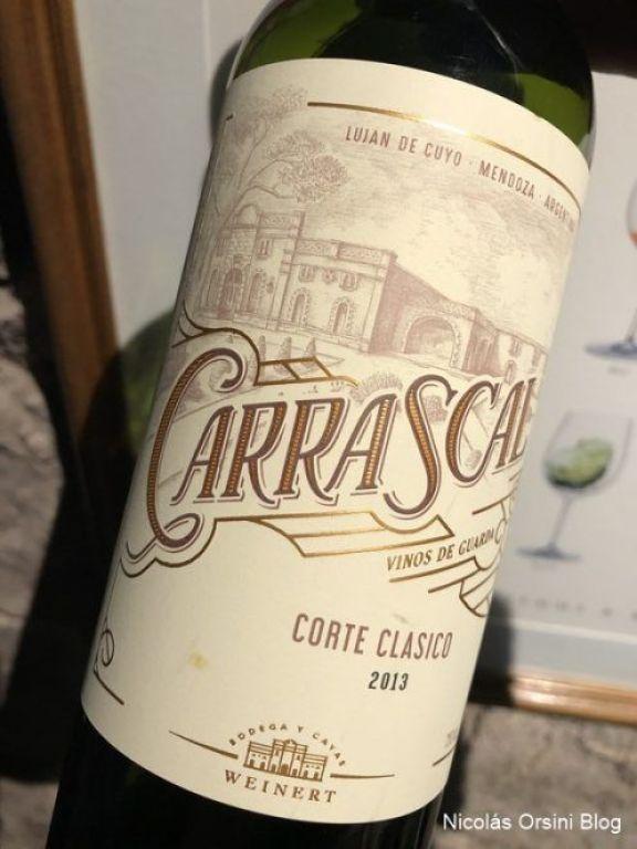 Carrascal Corte Clásico 2013