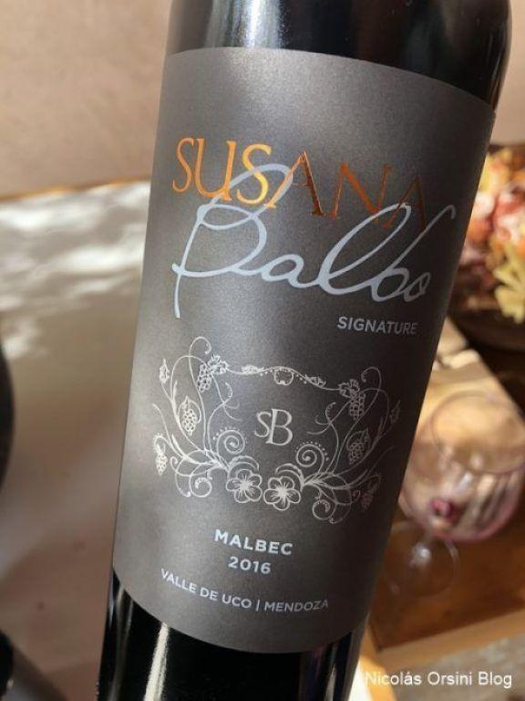 Susana Balbo Signature Malbec 2016