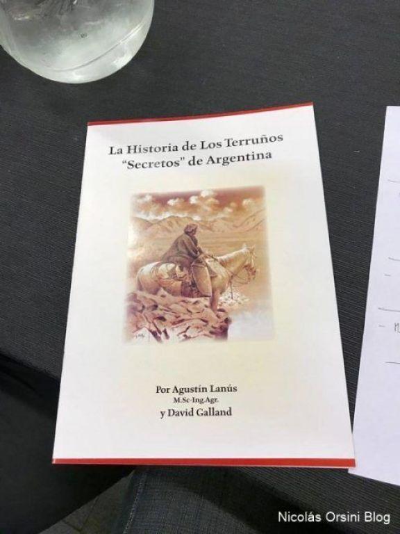 """""""La Historia de los Terruños Secretos de Argentina"""""""