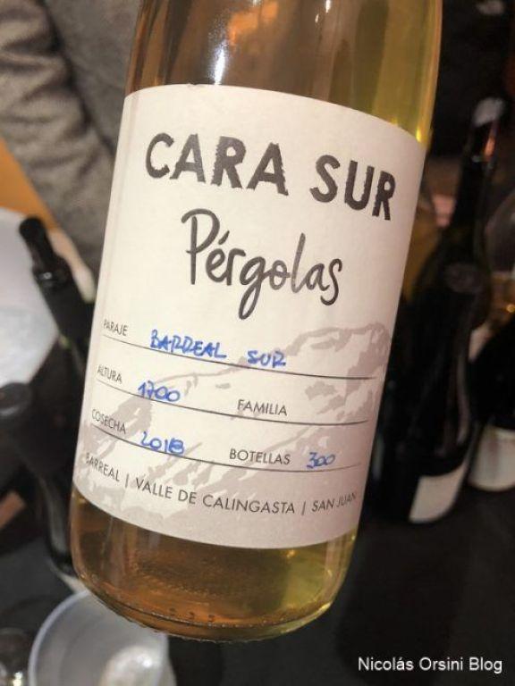 Cara SurPérgolas Torrontés 2018