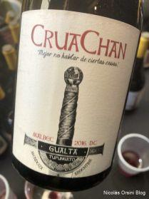 Crua Chan Gualta