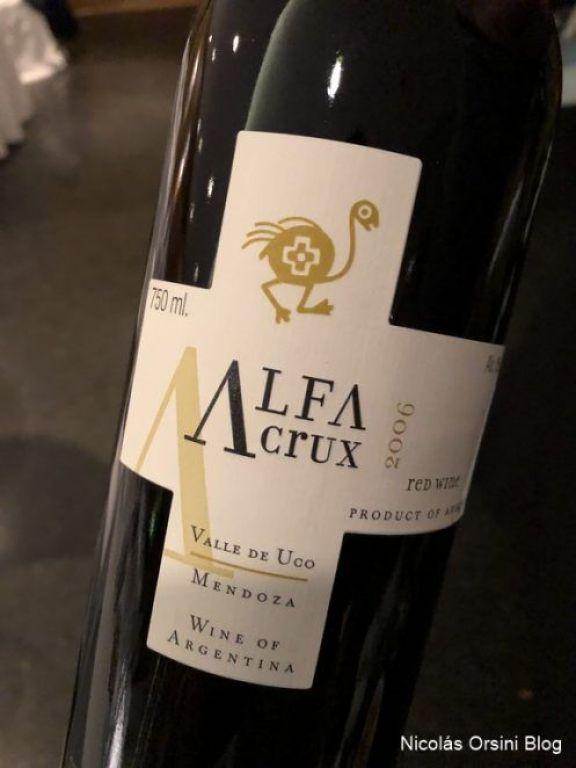 Alfa Crux Blend2006