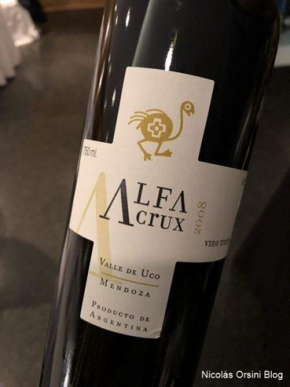 Alfa Crux Blend2008