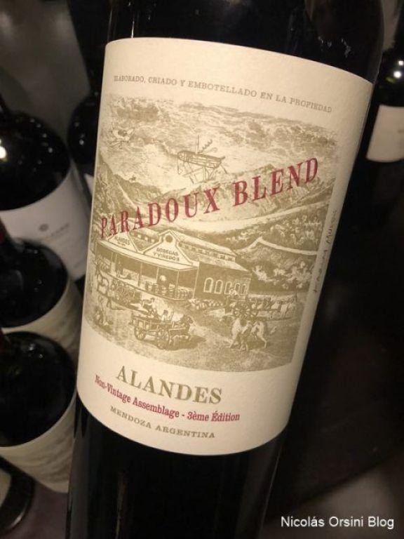 Alandes Paradoux Blend 3ra Edición