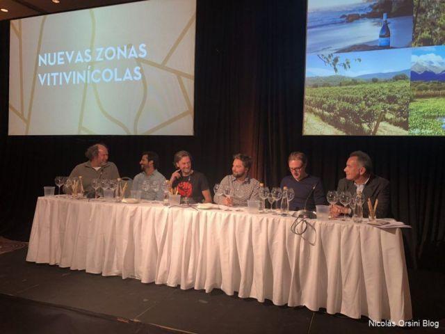 Nuevas zonas vitivinícolas