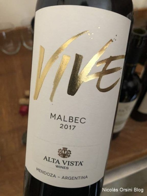 Vive Malbec 2017