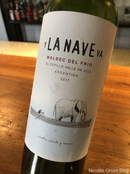 Y La Nave 2017