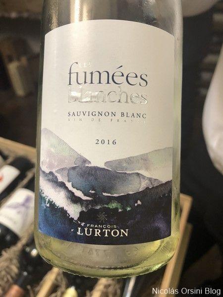 Fumées Blanches Sauvignon Blanc 2016