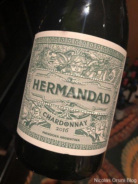 Hermandad Chardonnay 2016
