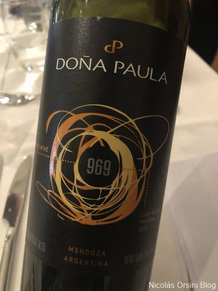 Doña Paula Blend de Altura 969