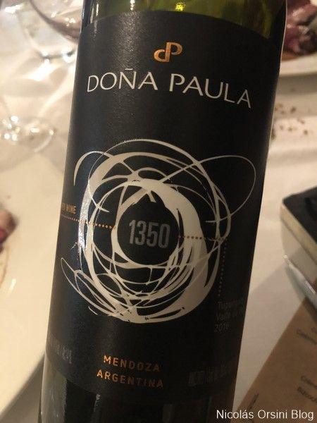 Doña Paula Blend de Altura 1350
