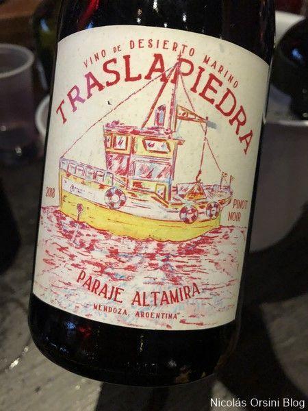 Traslapiedra Pinot Noir