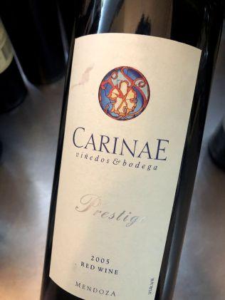Carinae Prestige 2015
