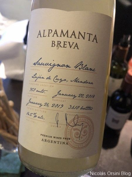 Breva Sauvignon Blanc 2019