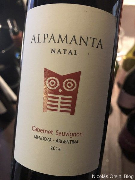 Alpamanta Cabernet Sauvignon 2014